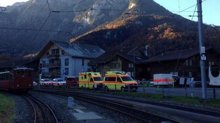 Los tres muertos en Wilderswil (Suiza) son un matrimonio y su hijo
