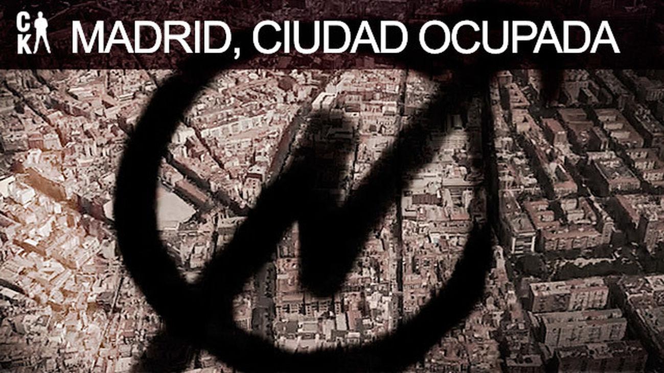 Ciudadano Cake: Madrid, ciudad ocupada