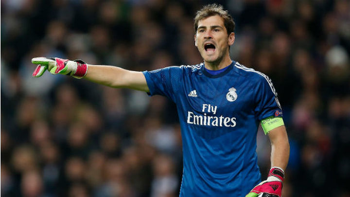 Casillas, récord de partidos en Liga de Campeones