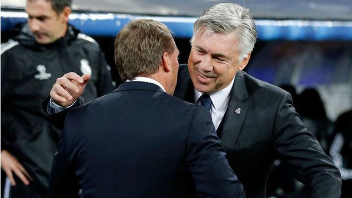 """Ancelotti: """"El equipo juega y está motivado"""""""