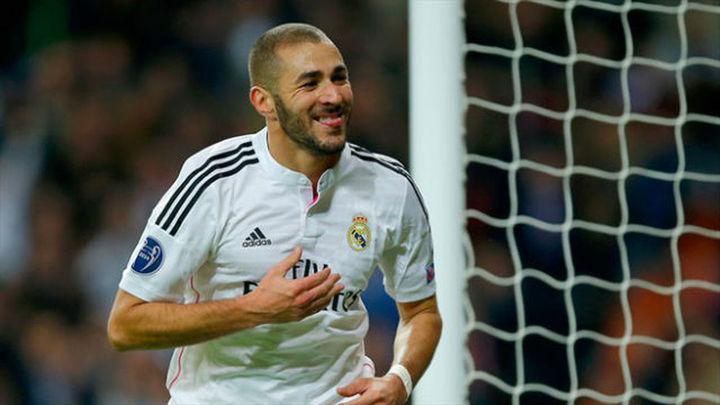 1-0. Al Real Madrid le basta un gol de Benzema para ganar al Liverpool