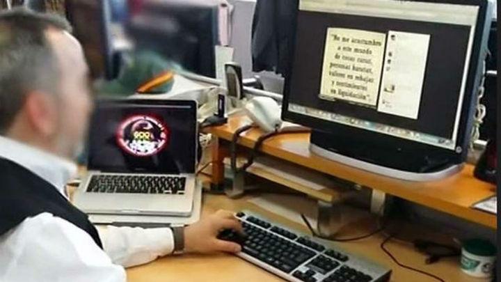 Interior refuerza su vigilancia ante estafas online y alerta de bulos en redes