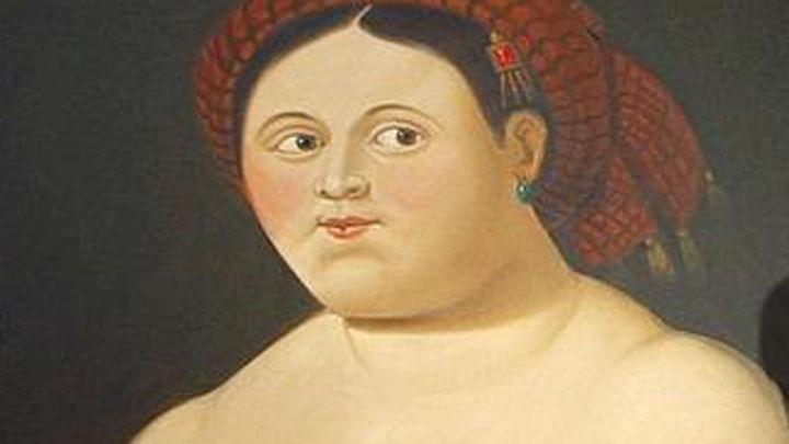 Detenidos los receptadores de 'La Putica', el cuadro de Botero robado en 2002