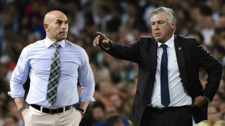 """Jémez: """"El resultado que sea en el Bernabéu no nos va a hacer daño"""""""