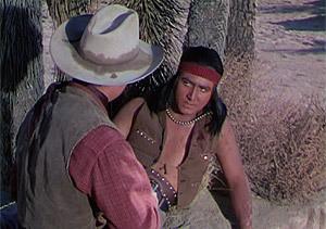 Cine: Sombras en el rancho