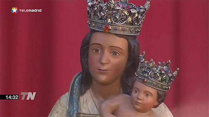 Osoro presidirá el domingo en la Plaza Mayor la misa en honor a la Almudena
