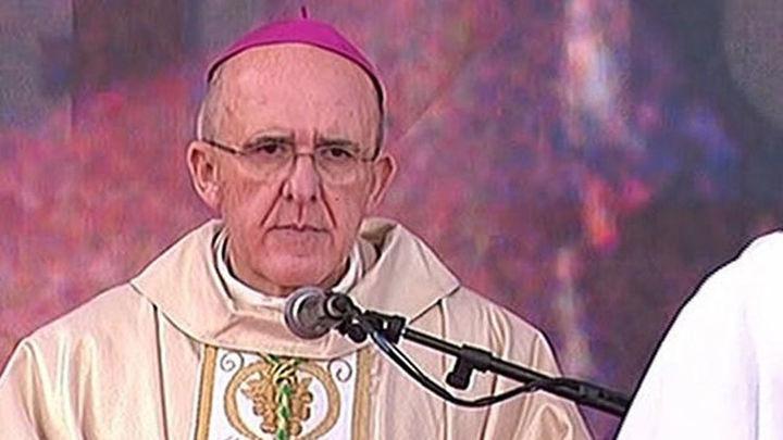 El arzobispo Osoro bendecirá a las familias que vayan este domingo a La Almudena