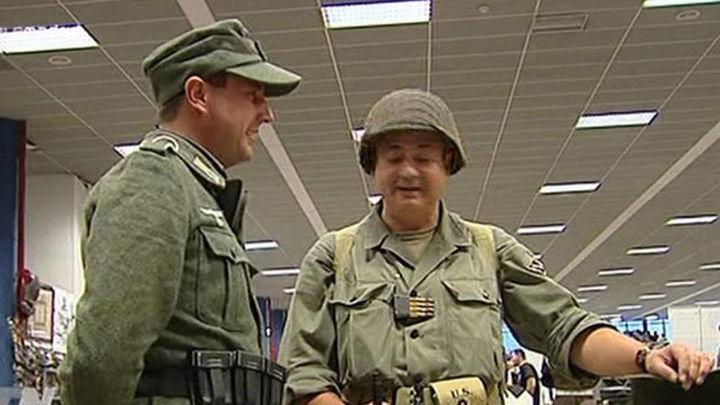 La feria No Solo Militaria lleva las antigüedades militares a la Casa de Campo