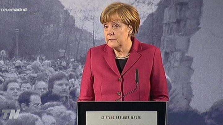 Berlín suelta 7.000 globos como colofón al aniversario de la caída del muro