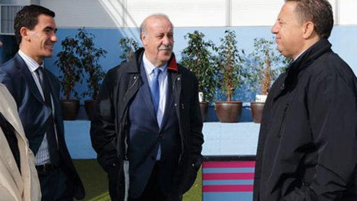 """Del Bosque: """"Convocar a Diego Costa sería contraproducente"""""""