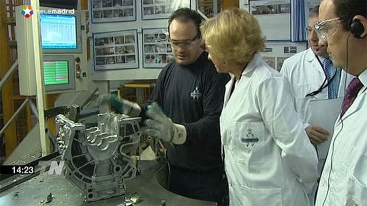 La Comunidad pone en marcha un plan Renove industrial para reducir los accidentes