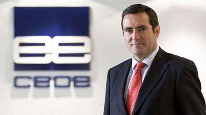 Garamendi, elegido nuevo presidente de Cepyme tras la dimisión de Terciado
