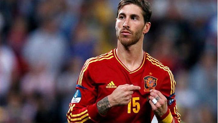 Sergio Ramos critica a Cesc y Diego Costa por 'borrarse' de la Selección