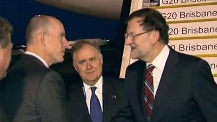 """Rajoy, primero en hablar en el G20 para exponer sus """"impresionantes reformas"""""""