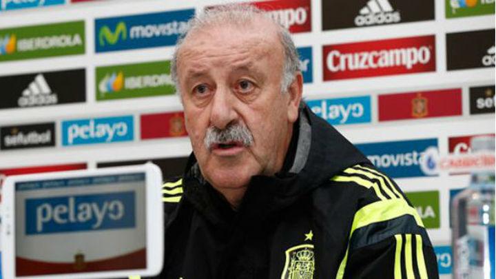 Del Bosque cuestiona el Halloween del Barça en Getafe