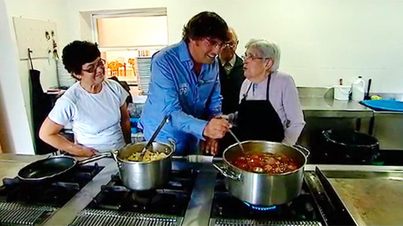 Colmenarejo: Casa Yusta, primera casa de comidas