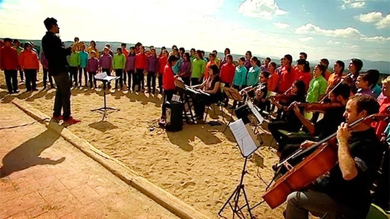 Colmenarejo: Los chicos del coro 'Las Veredas'