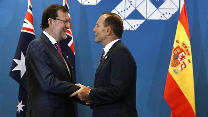 Rajoy pide al G20 actuar para consolidar a la UE y el cambio de ciclo en España