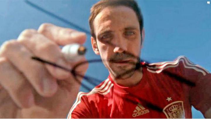 """Juanfran: """"Si Costa no está aquí es porque no ha podido venir"""""""
