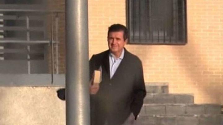 El juez de vigilancia penitenciaria de Valladolid anula el tercer grado a Matas