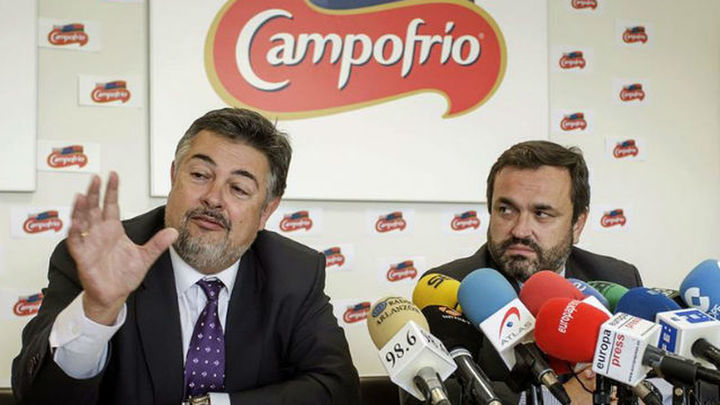 Campofrío anuncia que la empresa no rescindirá ningún contrato tras del desastre de Burgos