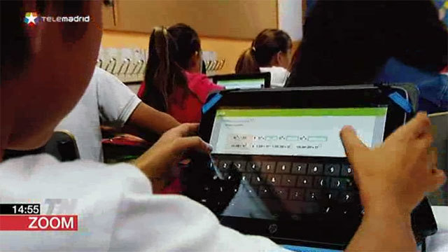 Mas de 600 alumnos ya no utilizan libros de texto