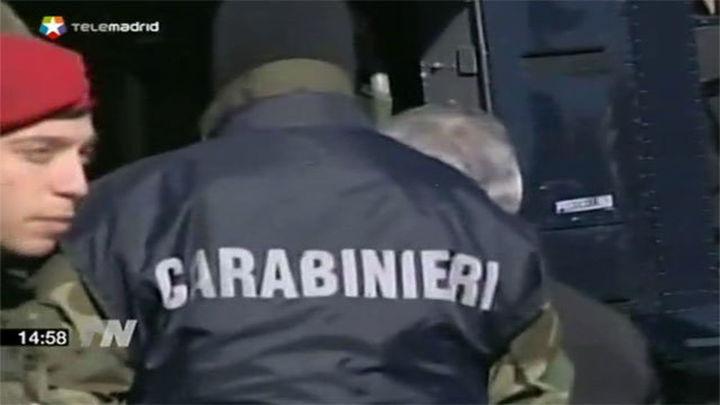 Italia: Detienen a 40 mafiosos calabreses y desvelan sus rituales secretos