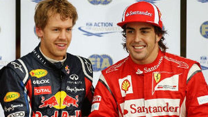 Ferrari confirma el adiós de Alonso y el fichaje de Vettel