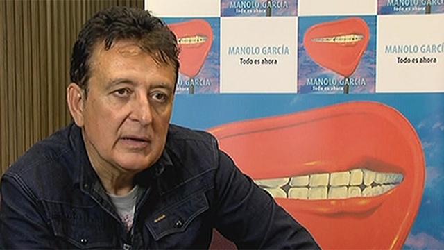 Manolo García: Todo es ahora