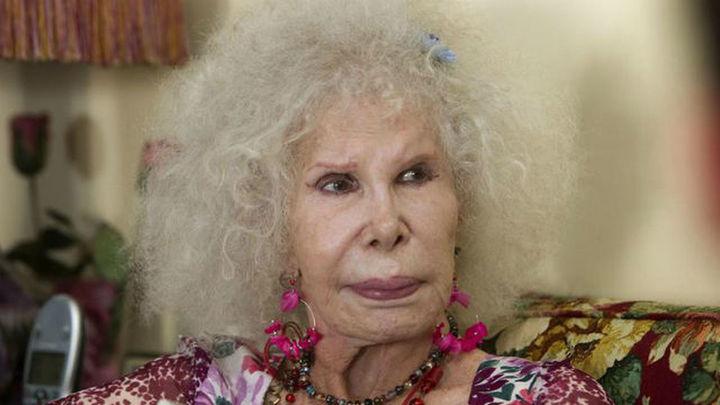 Fallece la duquesa de Alba, la más 'Grande de España'