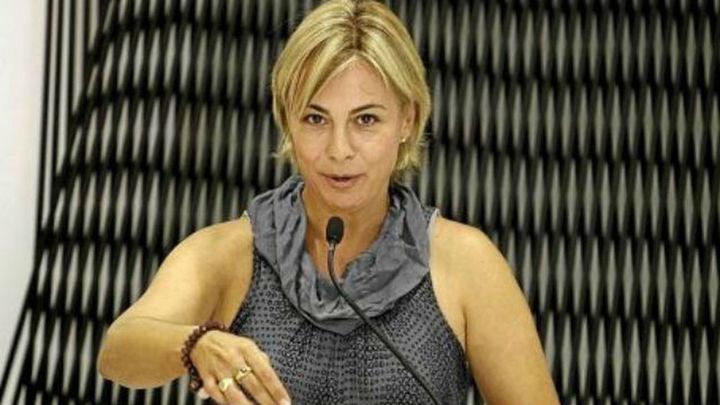 Sonia Castedo, doblemente imputada, deja la alcaldía de Alicante