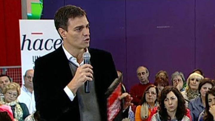 Sánchez pide soluciones para  los trabajadores de Campofrío
