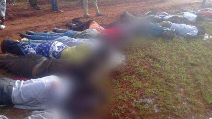 Al Shabab ejecuta a 28 pasajeros de un autobús en el norte de Kenia