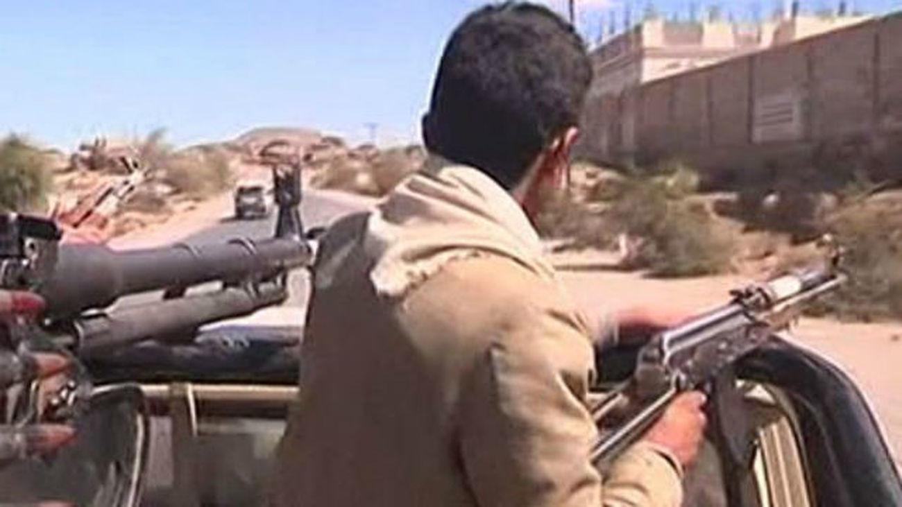 Combates en Yemen
