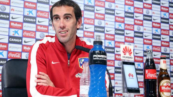 """Godín: """"Contra el Olympiacos será un partido trascendental"""""""