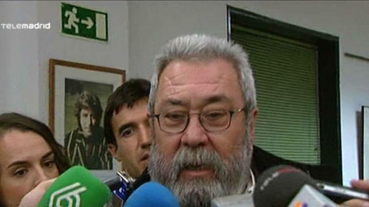 Méndez adelanta a 2016 el Congreso de UGT y su salida de la dirección