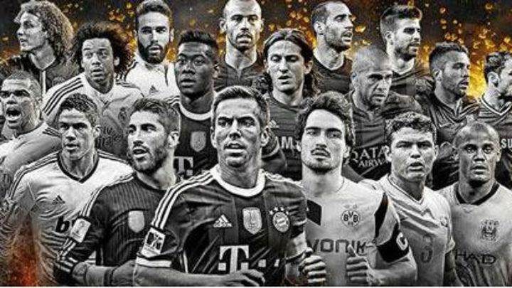 Cinco del Madrid y cuatro del Barça, nominados a Mejor Defensa FIFPRO