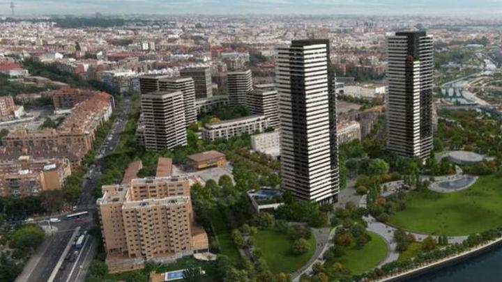 Aprobado el plan que permitirá construir dos torres en el suelo del Calderón
