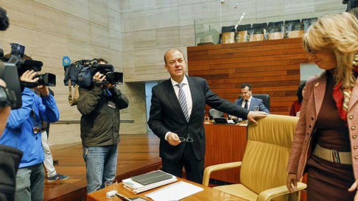Monago anuncia la venta de la residencia oficial de los presidentes extremeños
