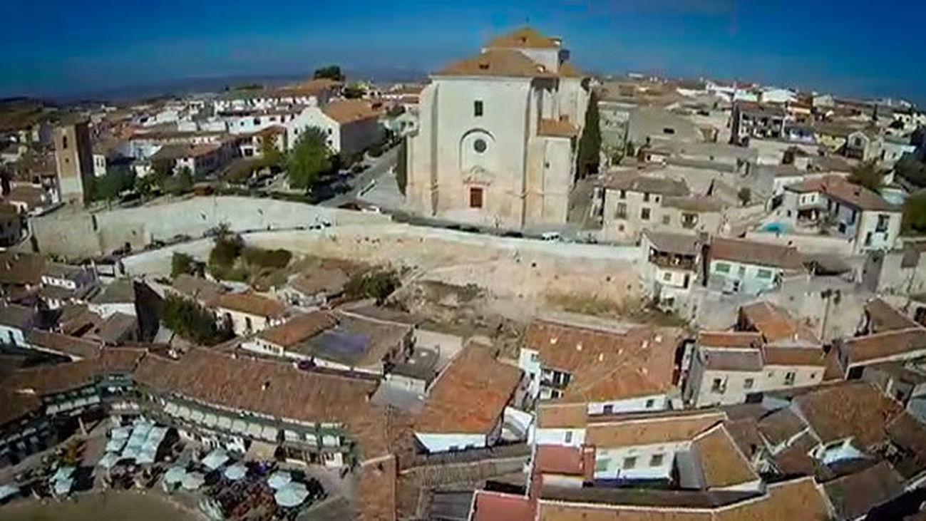 Chinchón: Un Goya en la Iglesia de la Asunción