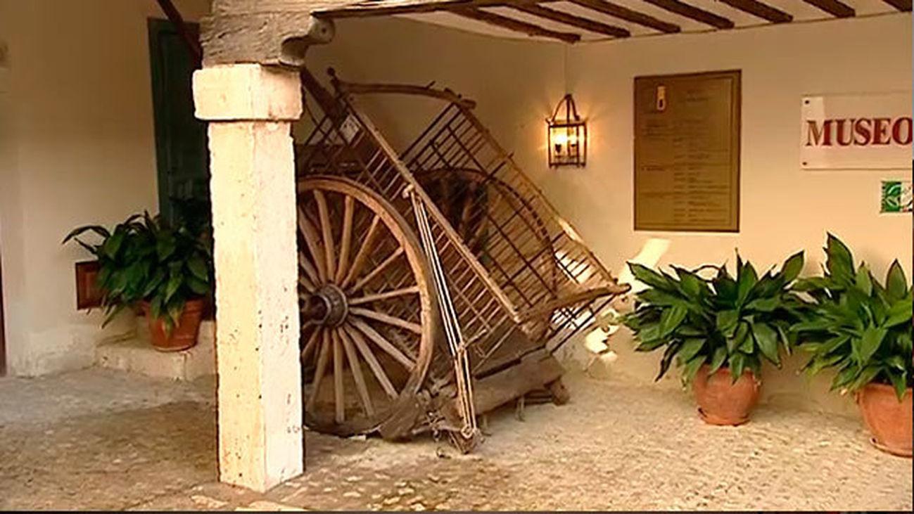 Chinchón: La Posada del Arco, casa rural pionera