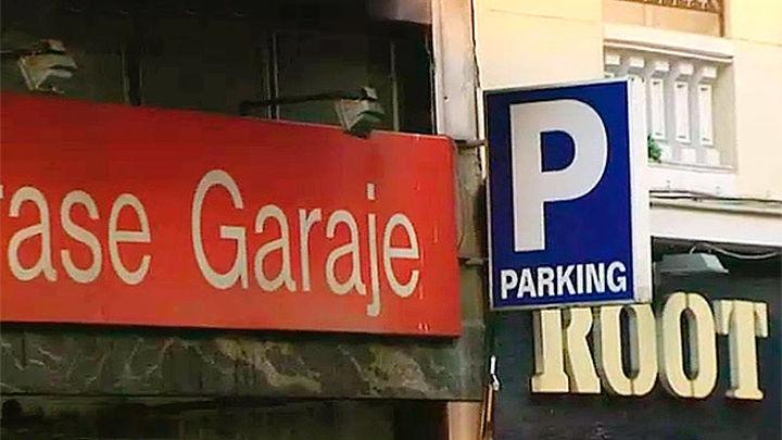 Las pantallas informativas de parkings de Madrid Central funcionarán la última semana de noviembre