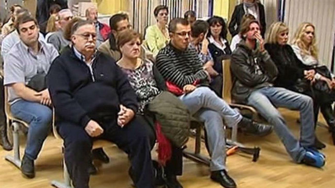 """Las víctimas de Spanair reclaman a Mapfre """"un perdón"""" en el juicio por las indemnizaciones"""