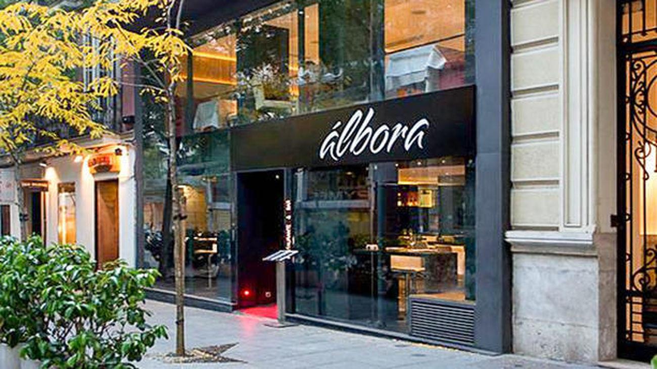 Álbora, el restaurante de Joselito en Madrid