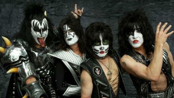 Kiss actuará el 8 de julio en Madrid y dará su primer concierto en Andalucía