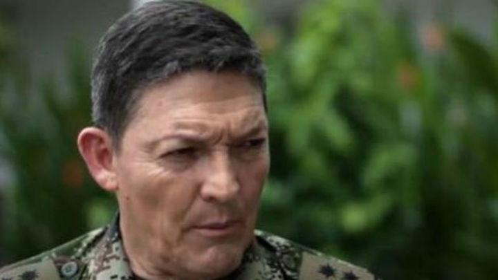 Las FARC liberan al general Alzate y a sus dos acompañantes