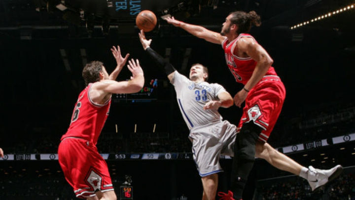 Pau y Marc, claves en las victorias de Bulls y Grizzlies