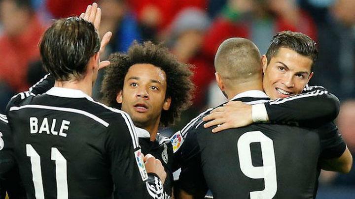 1-2. El Real Madrid bate su récord de victorias seguidas con 16