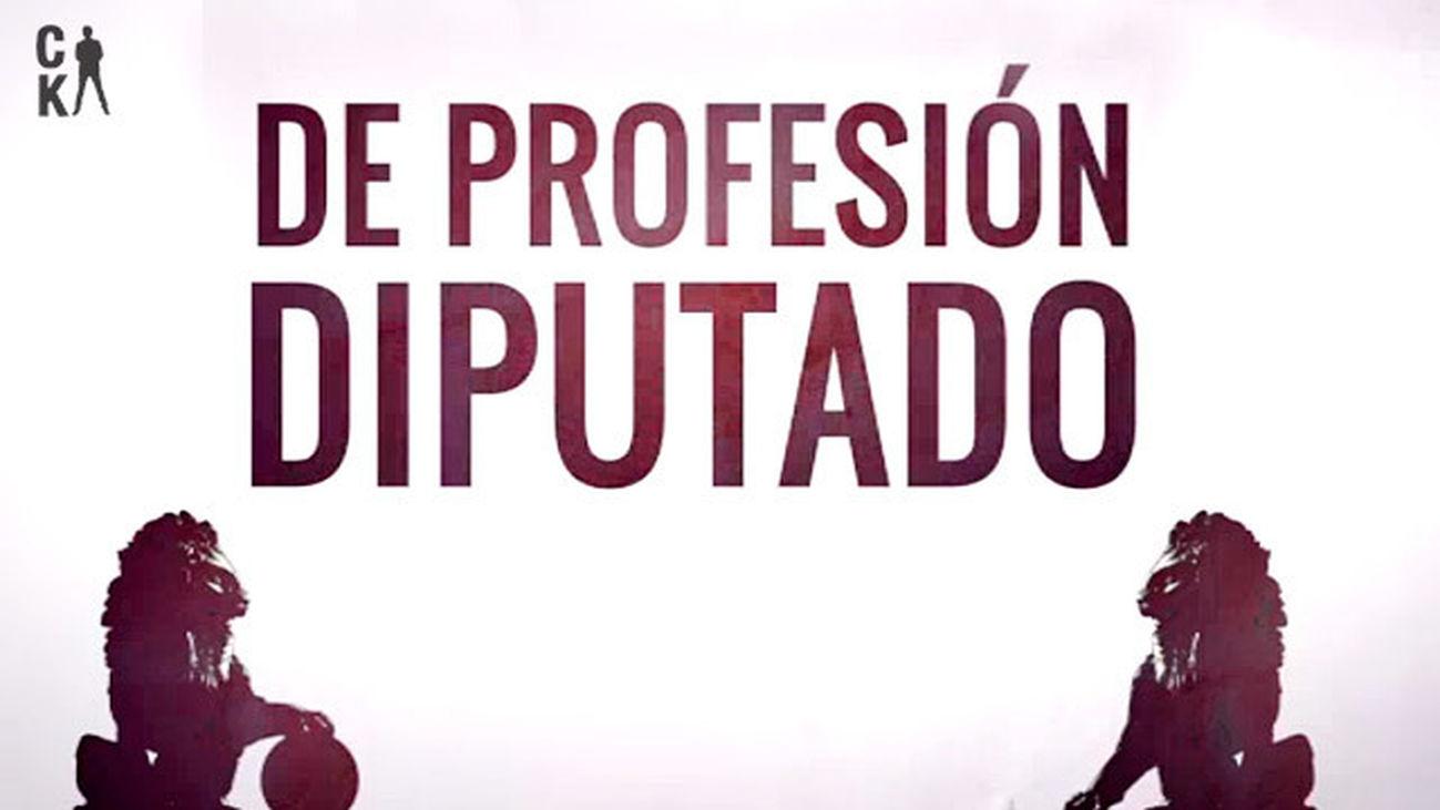 Ciudadano Cake: De profesión, diputado