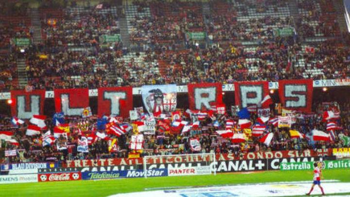 Así son los grupos ultras de fútbol de Madrid